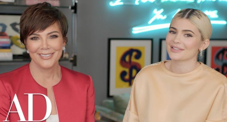 Kylie Jenner Talks About Her New Residence with Kris | Architectural Digest