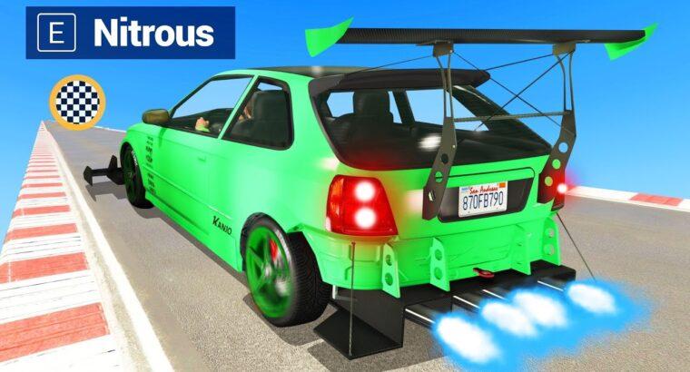 *NEW* Automobile + NITRO = FASTEST CAR EVER! (GTA 5 DLC)