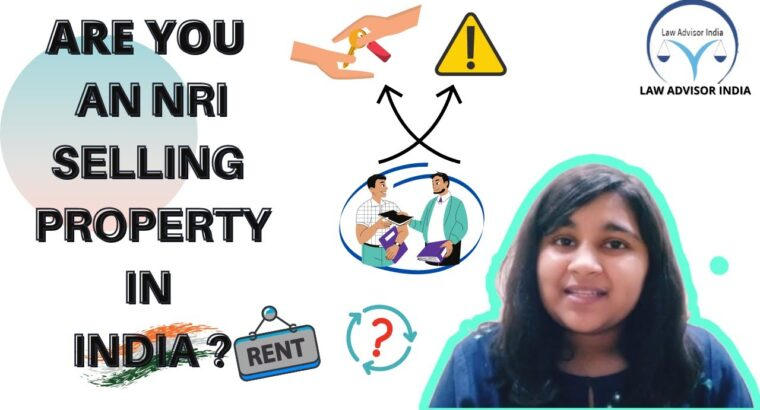 NRI promoting property in India | USA | Texas and different nations