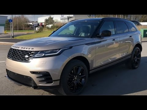 New Vary Rover Velar at Stafford Land Rover – New automobiles on the market