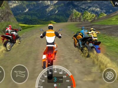 Offroad Bike Racing Sport #Filth MotorCycle Race Sport #Bike Video games 3D For Android #Video games Android