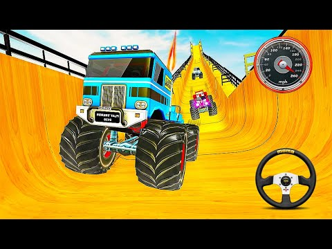 Actual Monster Truck Video games 2020 – New Automotive Video games 2020 – Android GamePlay