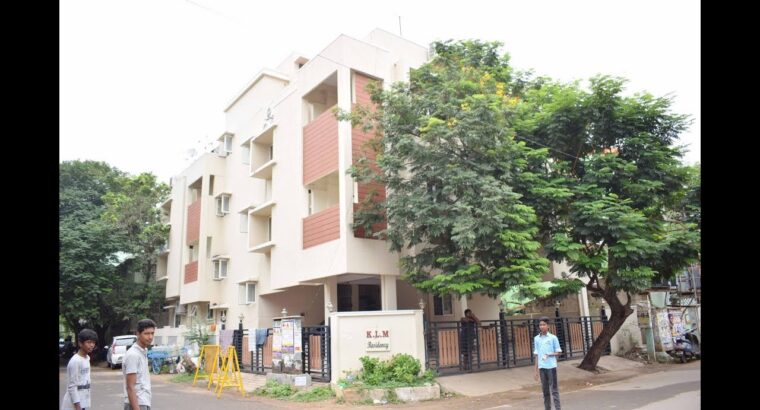 Residential House for Lease at Ayanavaram, Chennai.