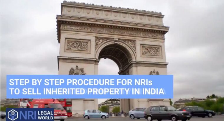 Step by Step Process to Promote an Inherited Property in India