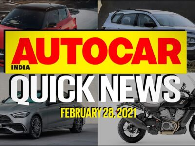 Tata Safari & Maruti Suzuki Swift Facelift Costs and Hyundai Alcazar | Fast Information | Autocar India