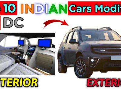 Prime 10 Indian vehicles modified by DC | 10 गाड़ियां जिन्हें डीसी ने मॉडिफाई किया है |