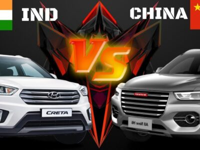 High 10 Most Promoting Automotive INDIA VS CHINA 2018