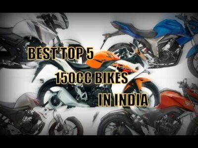 Prime 5 Greatest 150cc Bikes in India 2017