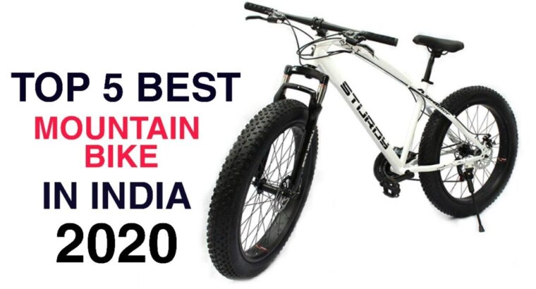 Prime 5 Greatest Cycle in India with Worth | Greatest Mountain Bikes 2021