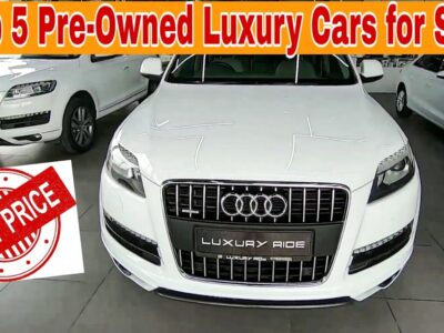 High 5 Pre Owned Luxurious Automobiles in Dehradun, Second Hand Audi in Dehradun, Luxurious Automobiles in Dehradun, SMD