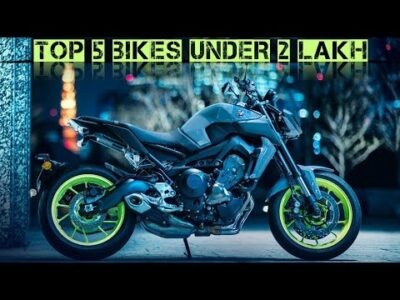 High 5 bikes beneath 2 lakh in India 2021 | Finest bikes beneath 2 lakh rupees in India 2021