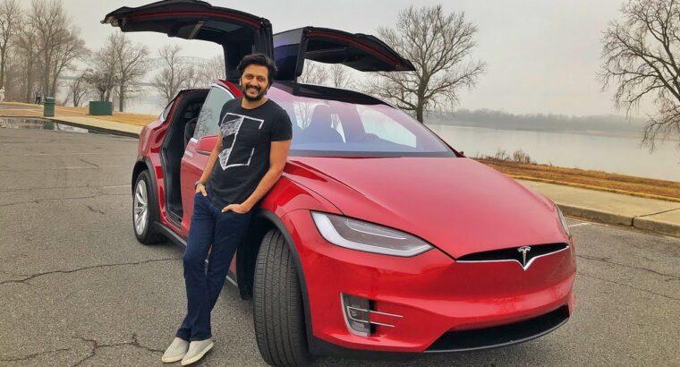 Prime Well-known TESLA Automotive Proprietor in INDIA ! ! !
