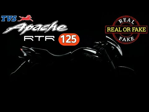 Tvs Apache RTR 125 Revealed Actual Or Faux || Upcoming Bikes In India 2020 || Tvs Bikes In India 2020