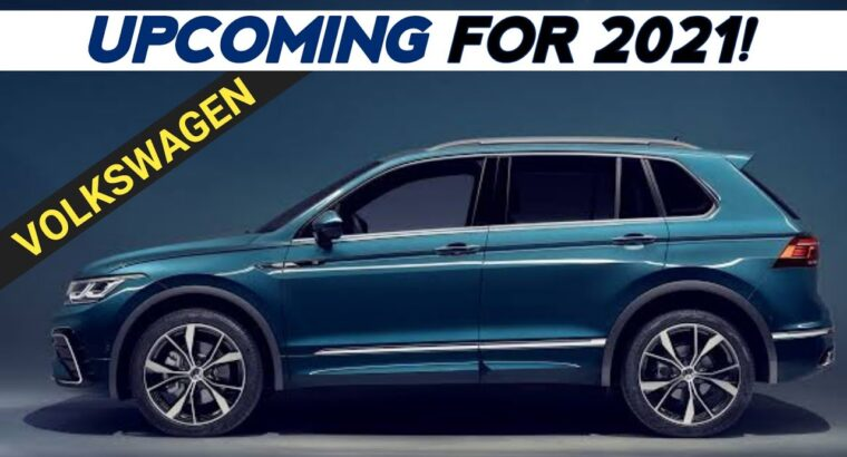 UPCOMING VOLKSWAGEN CARS IN INDIA 2021 | PRICES, LAUNCH DATE, ENGINES, FEATURES | HINDI |