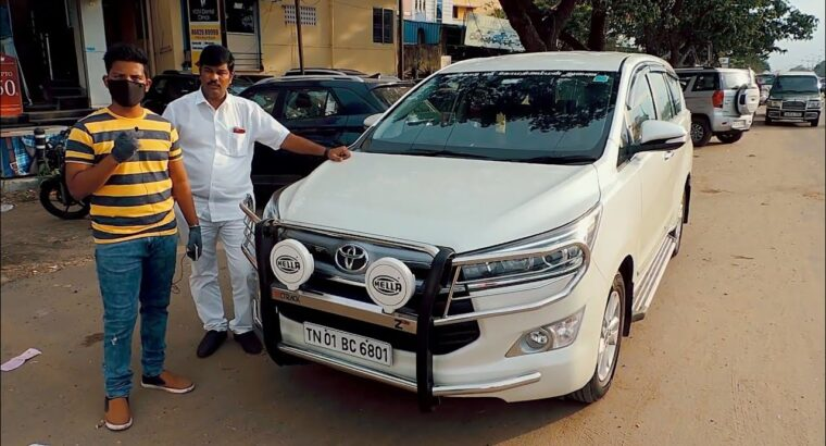 USED SUV FOR SALE AT LOW PRICE | Innova Crysta | Used Automobiles For Sale In Chennai | Used Automobiles In Tamil