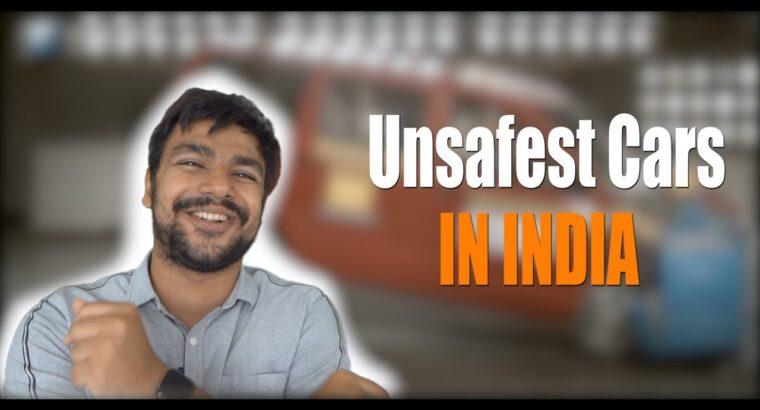 Unsafest Automobiles in India – Hindi