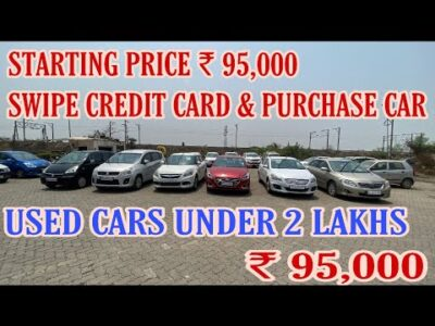 Used Vehicles For Sale Beneath 2 Lakhs Solely, Beginning Value ₹ 95,000, Credit score Card Provide | Indian Used Vehicles