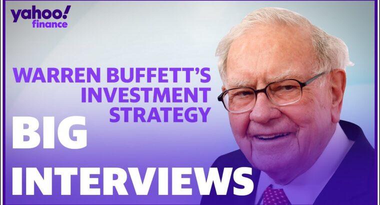 Warren Buffett reveals his funding technique and mastering the market