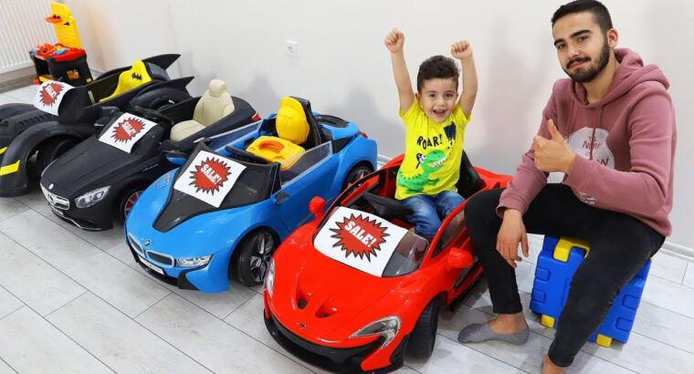 Yusuf buys Toy Automobiles for Sale