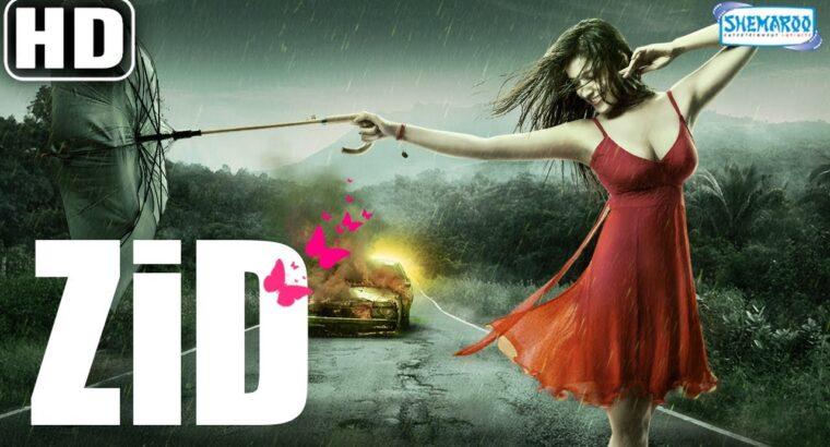 Zid (2014) (HD) Hindi Full Film – Karanvir Sharma – Mannara Chopra – Shraddha Das – Romantic Movie.