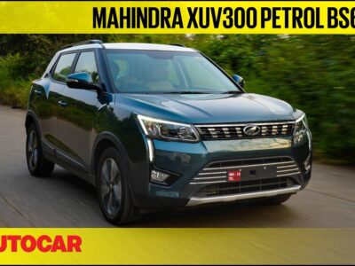 2020 Mahindra XUV300 Petrol evaluation – BS6 energy and a lower cost   First Drive   Autocar India