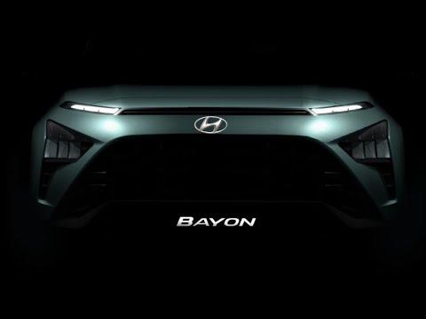 2021 Hyundai Bayon Small Automotive India Launch Inside Exterior Value Detailed Specs