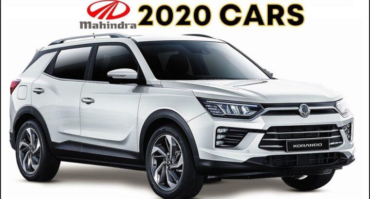 four NEW MAHINDRA SUV CARS LAUNCHING IN 2020 | 2020 Scorpio , XUV500 , Bolero