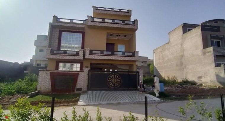 7 Marla home for lease in Jinnah backyard Islamabad|Double storey