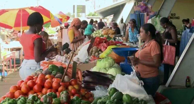 A Tour of Trinidad's Market