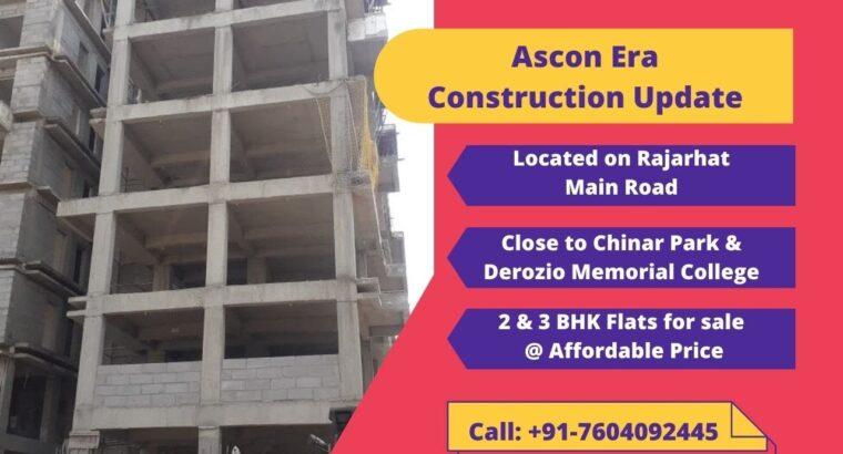 Ascon Period Building Replace | ☎️7604092445 | 2, Three BHK Flats For Sale on Rajarhat Principal Highway Kolkata