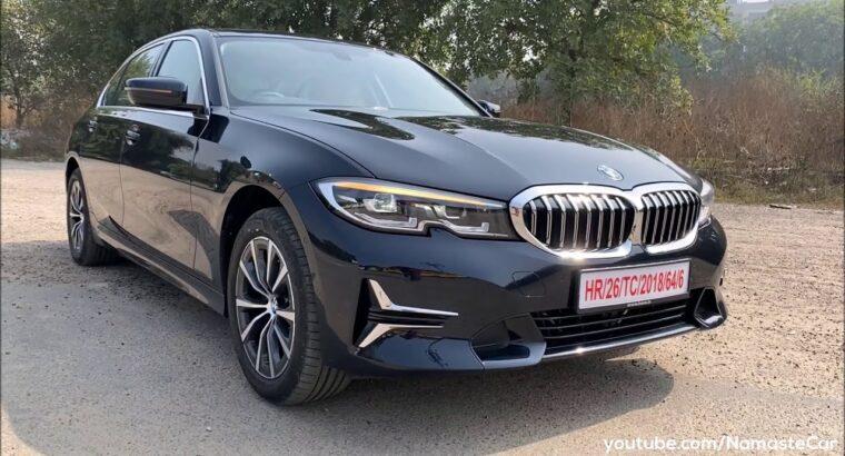 BMW three Sequence Gran Limousine 330Li Luxurious Line- ₹51 lakh | Actual-life evaluation