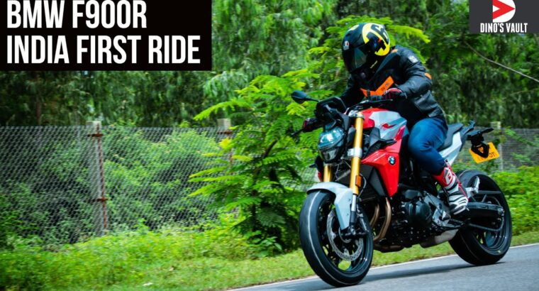 BMW F900R India First Experience Overview – Magnificence within the Beast #Bikes@Dinos