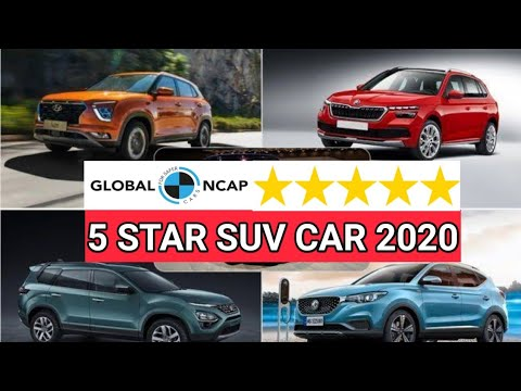 Finest 5🌟 Star Rated SUV Automobile In India 2020 !!! Defined in Hindi