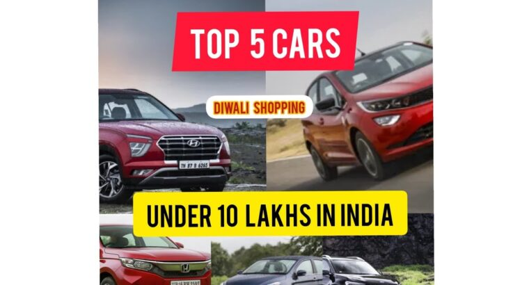 Finest Automobile  Beneath 10 Lakhs  in india 2020- 2021 | New Vehicles | Prime 5 Vehicles in india| Wheels In India