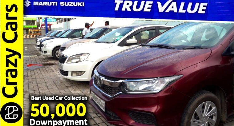 Greatest Used Automobile Collections in Chennai   Common True Worth   Loopy Vehicles