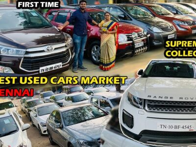 CHENNAI's FIRST BIGGEST USED CARS SALE FESTIVAL | Pre-Owned Luxurious Vehicles At Cheaper Price In Chennai
