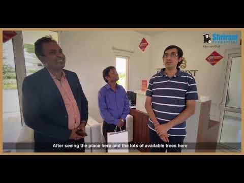 Buyer Testimonial – Shriram Rainforest, Bangalore