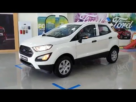 Ford Ecosport Ambiente ₹ 9 Lakh _ 2021 Detailed Overview