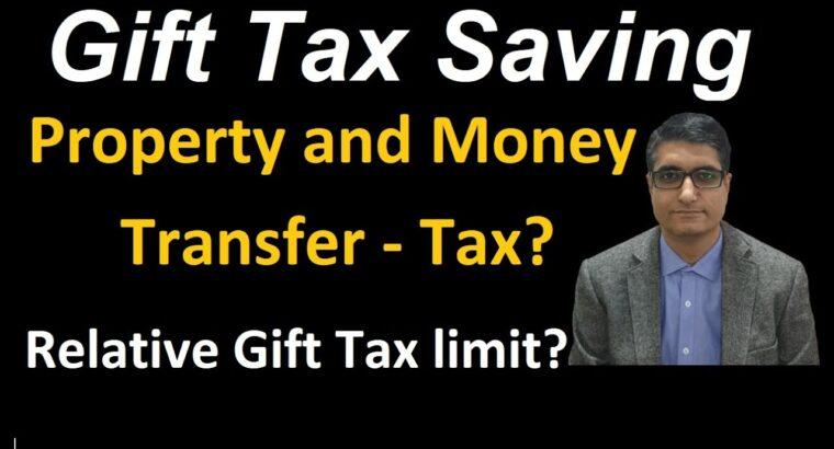 Present Tax in India | Save tax on Present | Earnings Tax on property reward | will vs reward deed