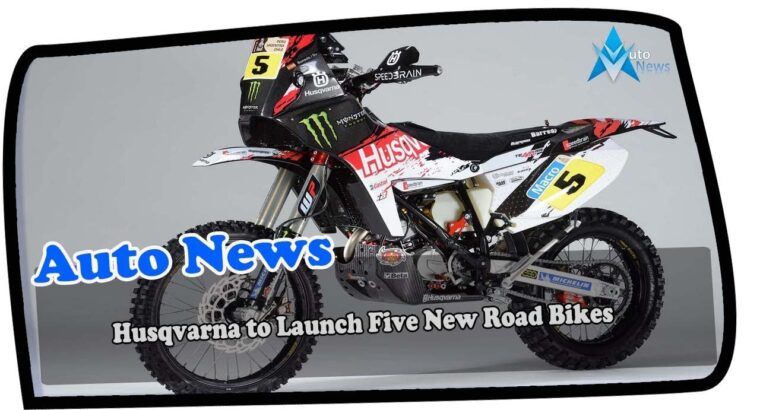 HOT NEWS !!!  BMW Backed Husqvarna to Launch 5 New Highway Bikes Efficiency Overview