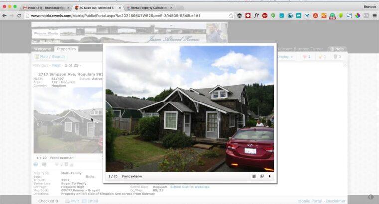 How I Rapidly Analyze a Rental Property for Money Circulation | BiggerPockets