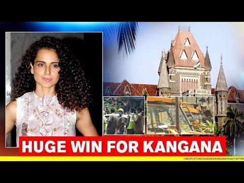 India Information 27th November: Demolition at Kangana's property executed on wrongful floor: Bombay HC