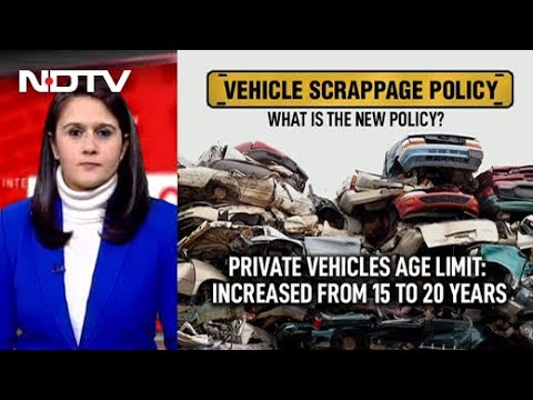 India's Automobile Scrappage Coverage: Is Your Automotive Match For The Highway? | FYI