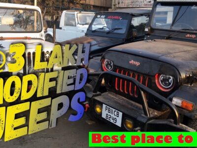 Jeeps Market   customized Modified  Jeeps @ three Lakh   jeeps , Gypsy , Thar , in low cost value