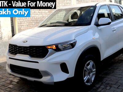 Kia Sonet HTK – Assessment with Value, Options, Inside | 1.2 Petrol | Diesel | Sonet 2020