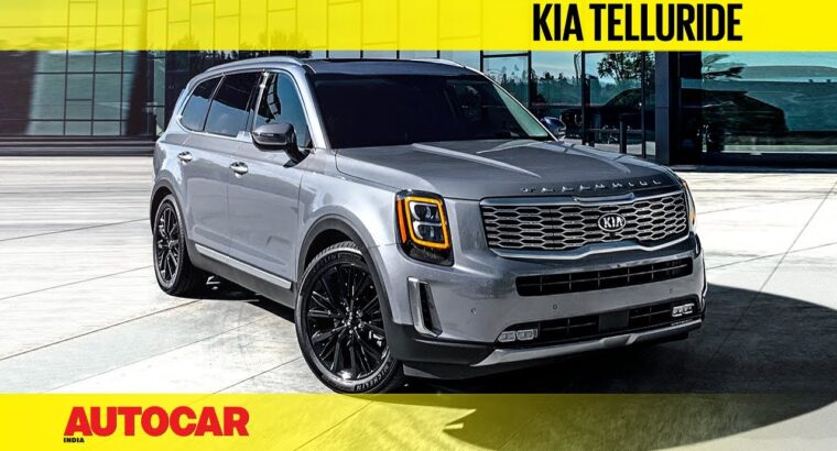 Kia Telluride – World Automotive of the 12 months 2020   First Look & Drive Impressions   Autocar India