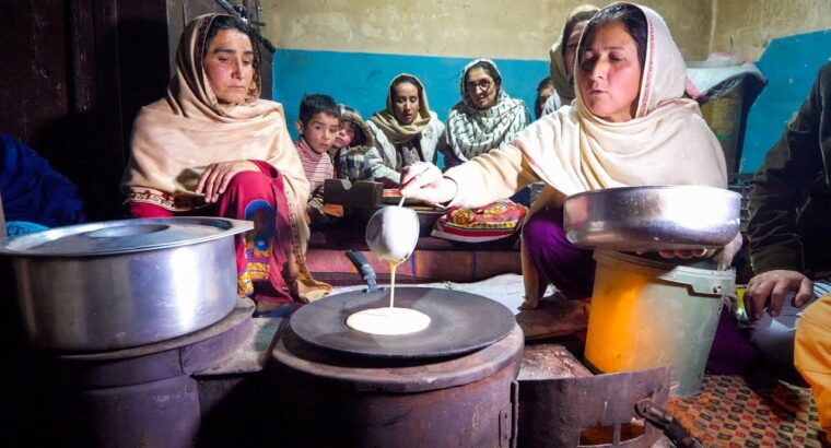 LONG LIFE FOOD in Hunza Valley – HEAVEN ON EARTH, Pakistan | Pakistani Meals Tour!