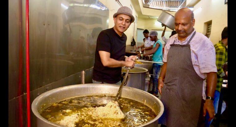 Lunch At SHIVAJI MILITARY HOTEL |Bangalore's hottest Mutton, Hen Donne Biryani|Finest Biryani