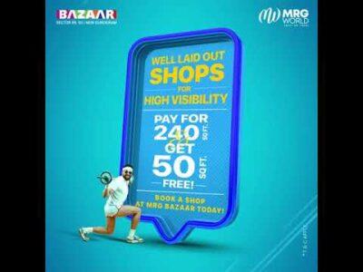 MRG Bazaar Supply on PropOffers India