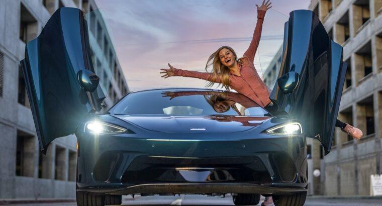 McLaren GT – My New Automotive!